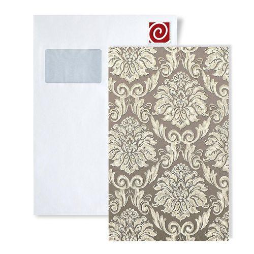 Tapeten Muster EDEM 9014-Serie | Barock Tapete mit Ornamenten glänzend – Bild 2