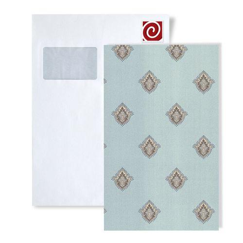 Échantillon de papier peint EDEM 9043-series | Papier peint baroque avec des ornements brillant – Bild 2