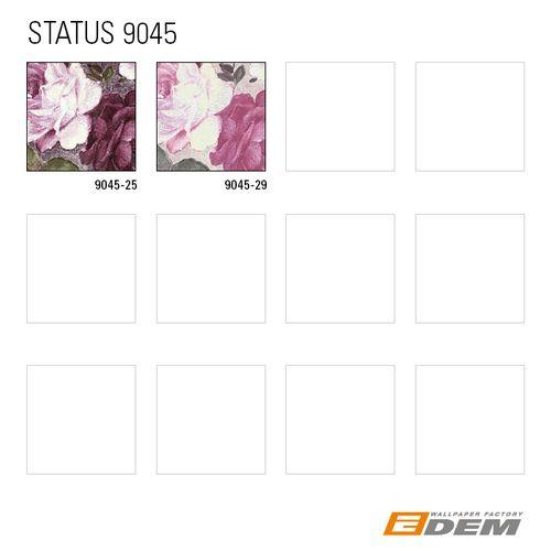 Tapeten Muster EDEM 9045-Serie | Blumen Tapete im romantischen Design matt – Bild 3