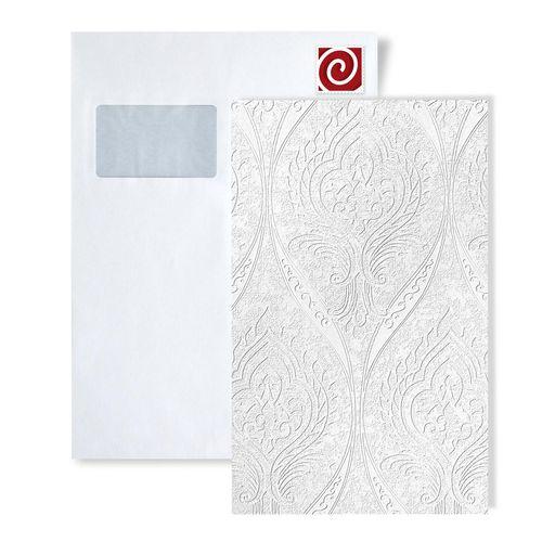 Tapeten Muster EDEM 83007BR60 | Vliestapete zum Überstreichen Barock Tapete mit Ornamenten matt – Bild 1