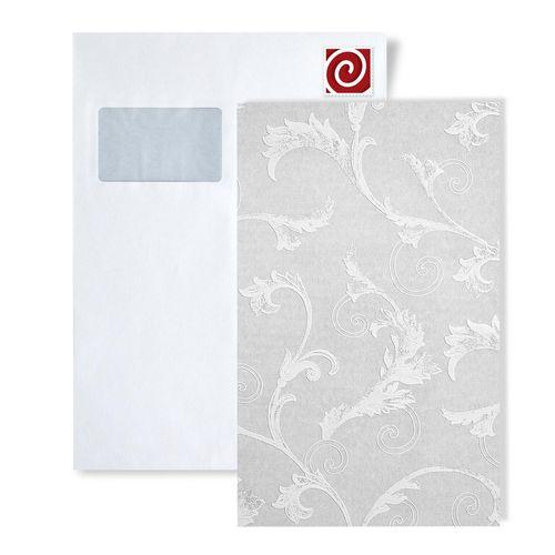 Échantillon de papier peint EDEM 83012BR60 | Papier peint baroque avec des ornements floraux mat – Bild 1