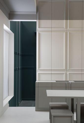 Moldura para pared Orac Decor PX175 AXXENT Moldura decorativa Perfil de estuco 2 m – Imagen 3
