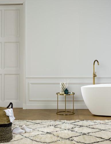 Türumrandung Orac Decor DX174-2300 LUXXUS Sockelleiste Wandleiste Zeitloses Klassisches Design weiß 2,3m – Bild 3