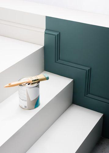 Sockelleiste Orac Decor SX173 AXXENT CONTOUR Zierleiste Wandleiste Zeitloses Klassisches Design weiß 2m – Bild 5