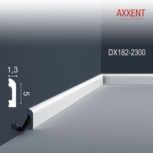Orac Decor DX182-2300-box-10 AXXENT 1 carton 10 pièces Encadrements de portes Moulures decoratives | 23 m – Bild 2