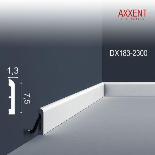 Orac Decor DX183-2300-box 1 Karton SET mit 22 Türumrandungen Sockelleisten | 50,6 m – Bild 2