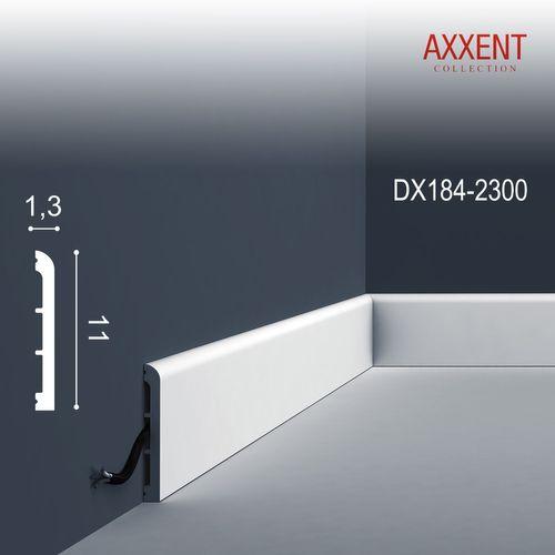 Orac Decor DX184-2300-box-10 AXXENT CASCADE 1 caja 10 marcos para puertas | 23 m – Imagen 2
