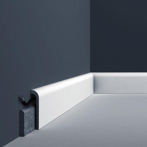 1 PIEZA DE MUESTRA S-SX167 Orac Decor Ulf Moritz | MUESTRA Zócalo Moldura decorativa Longitud aprox 10 cm – Imagen 3
