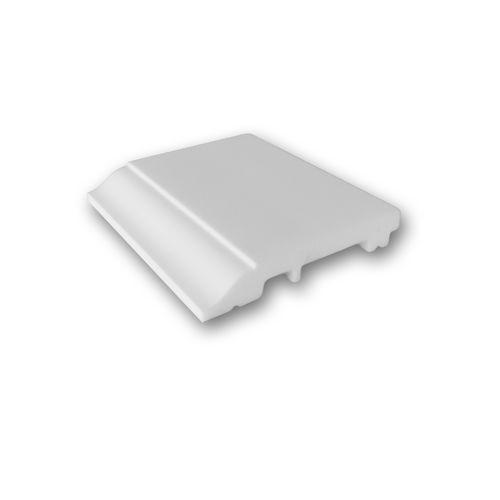 1 MUSTERSTÜCK S-SX172 Orac Decor AXXENT | MUSTER Sockelleiste Zierleiste ca. 10 cm lang – Bild 1