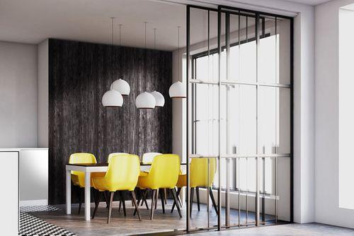 Panel de pared aspecto madera WallFace 20224 CARBONIZED WOOD liso Revestimiento mural used look mate autoadhesivo resistente a la abrasión gris gris-antracita 2,6 m2 – Imagen 2