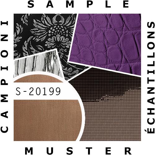 1 MUSTERSTÜCK S-20199-SA WallFace SLIGHTLY USED COPPER AR Deco Collection | Wandpaneel MUSTER in ca. DIN A4 Größe – Bild 2