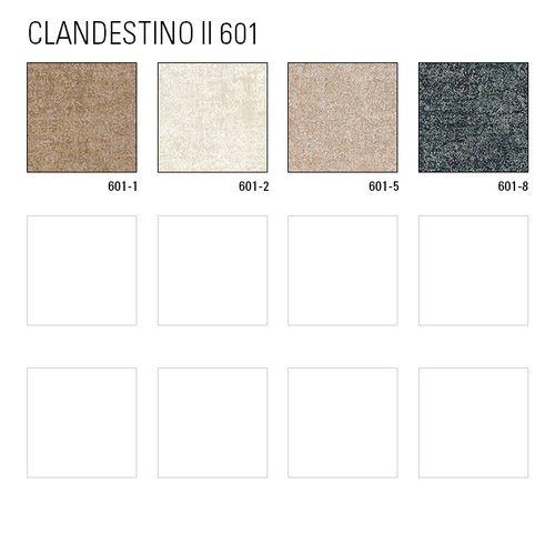 Papel pintado liso ATLAS CLA-601-5 papel pintado no tejido liso de estilo used look mate beige gris-beige blanco perla 5,33 m2 – Imagen 4
