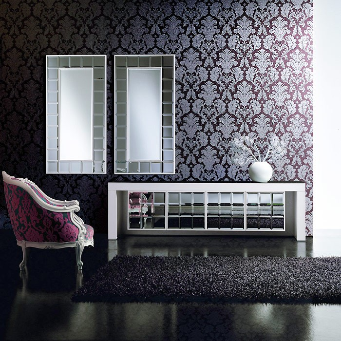 3d barock tapete vintage edem 752 35 luxus neo damask. Black Bedroom Furniture Sets. Home Design Ideas