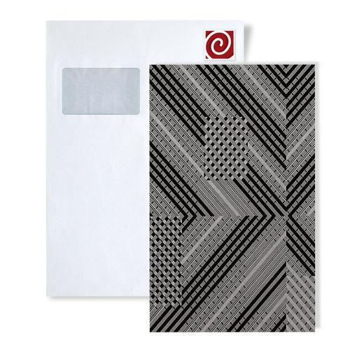 1 PROEFMONSTER S-564-XX ATLAS XPLOSION Grafisch behang | Behang STAAL in ongeveer A4-formaat – Bild 7