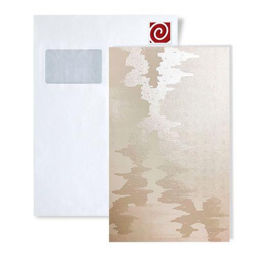 1 CAMPIONE S-589-XX ATLAS XPLOSION Carta da parati astratto tono su tono | CAMPIONE di carta da parati  in circa DIN A4 – Bild 4