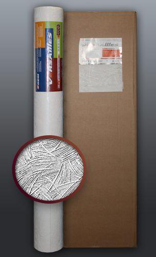 Vliesbehang overschilderbaar EDEM 308-60 behang structuurbehang reliëfbehang wit | 4 rol 106 m2 – Bild 1