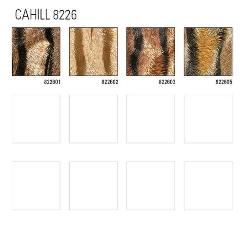 Exclusief luxe behang Profhome 822602 vinylbehang gestempeld met tijgerstrepen glimmend beige crèmewit bronzen 5,33 m2 – Bild 6