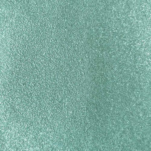 Revêtement mural en perles de verre de luxe WallFace CBS20-4 CRYSTAL papier peint non tissé uni fabriqué à la main avec des vraies perles de verre brillant bleu 9,80 m2 rouleau