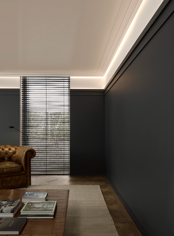 Crown Molding For Indirect Lighting