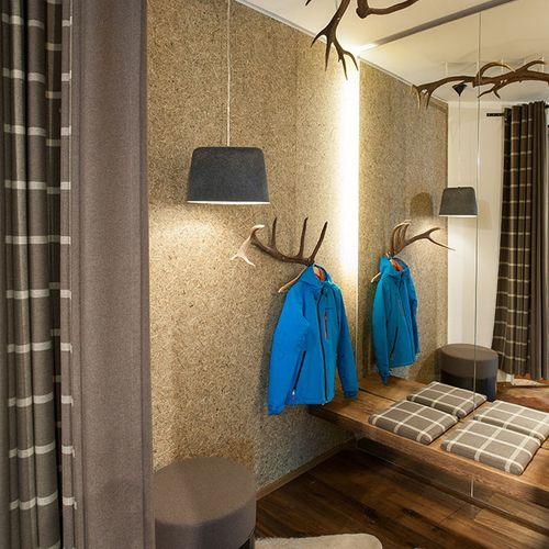 Wandverkleidung AL-11005-SA ALPINE POTPOURRI 100% natürliches Almwiesen-Dekor braun – Bild 4