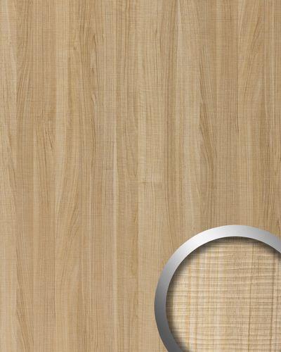 Wandpaneel Natur Dekor WallFace 19570 Antigrav Maple Alpine Dekorpaneel strukturiert in Holz Optik matt braun hell-braun 2,6 m2 – Bild 1