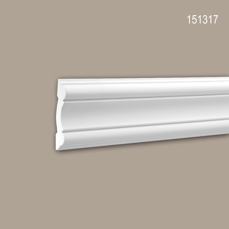 Musterst/ück 20 cm Decor Orac AXXENT Friesleiste Profilleiste PX113 Stuckleiste Wandleiste Zierleisten Zierprofile
