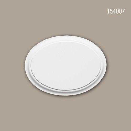 Zierelement PROFHOME 154007 Türumrandung Zeitloses Klassisches Design weiß – Bild 1
