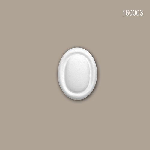 Zierelement PROFHOME 160003 Neo-Empire-Stil weiß – Bild 1
