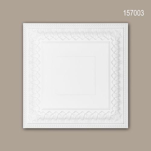Deckenplatte PROFHOME 157003 Deckenelement Wandpaneel Neo-Klassizismus-Stil weiß – Bild 1