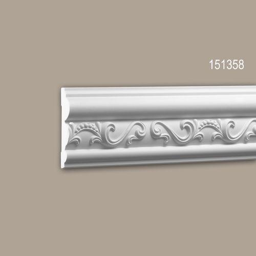 1 MUSTERSTÜCK S-151358 PROFHOME | MUSTER Wand- und Friesleiste Zierleiste ca. 10 cm lang – Bild 2