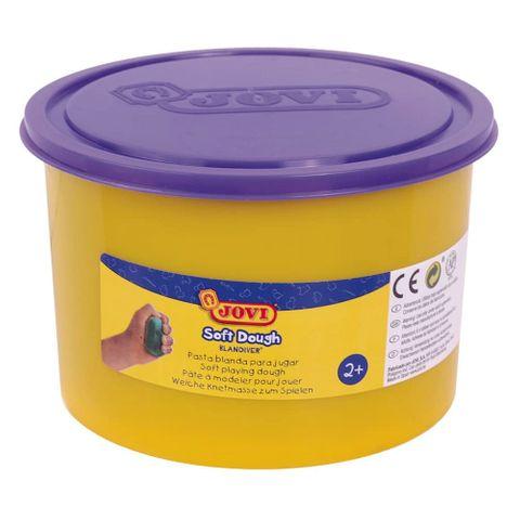 Kinder Soft Knete violett 460gr (500ml) - JOVI Blandiver weiche Knete