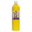Piccolino Fingerfarbe Gelb, 750 ml Flasche
