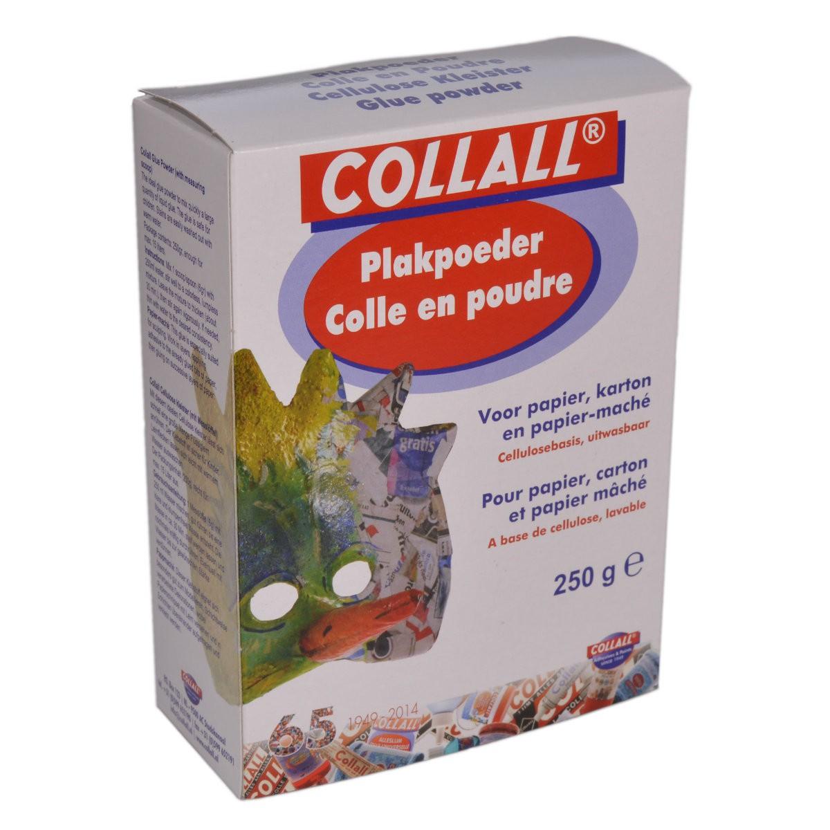 Zellulose Kleber - Cellulose Kleister in Pulverform 250g