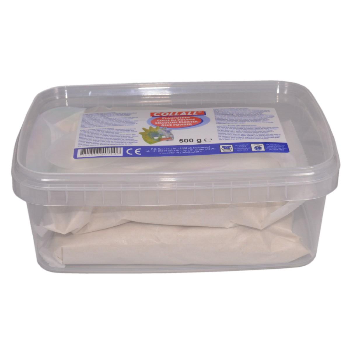 Zellulose Kleber - Cellulose Kleister in Pulverform 500g