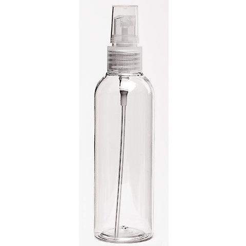 PET Sprühflasche leer glas-klar 100ml - zum Wasserfarbe sprühen