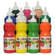 Piccolino Kindermalfarben Set 11x500ml - Kindergarten Malfarben - Schulmalfarben Set 001