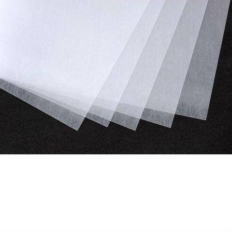 5 Schrumpffolien transparent mattiert 20x30cm zum Basteln – Bild 1