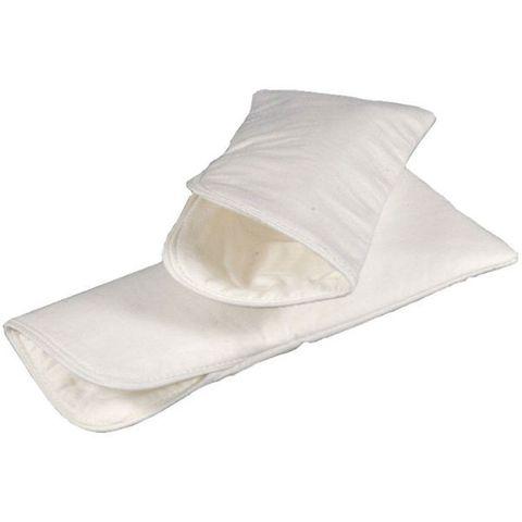 Brillenetui Baumwolle weiß, blanko zum Bemalen, Textiles Gestalten, Stoffmalfarbe