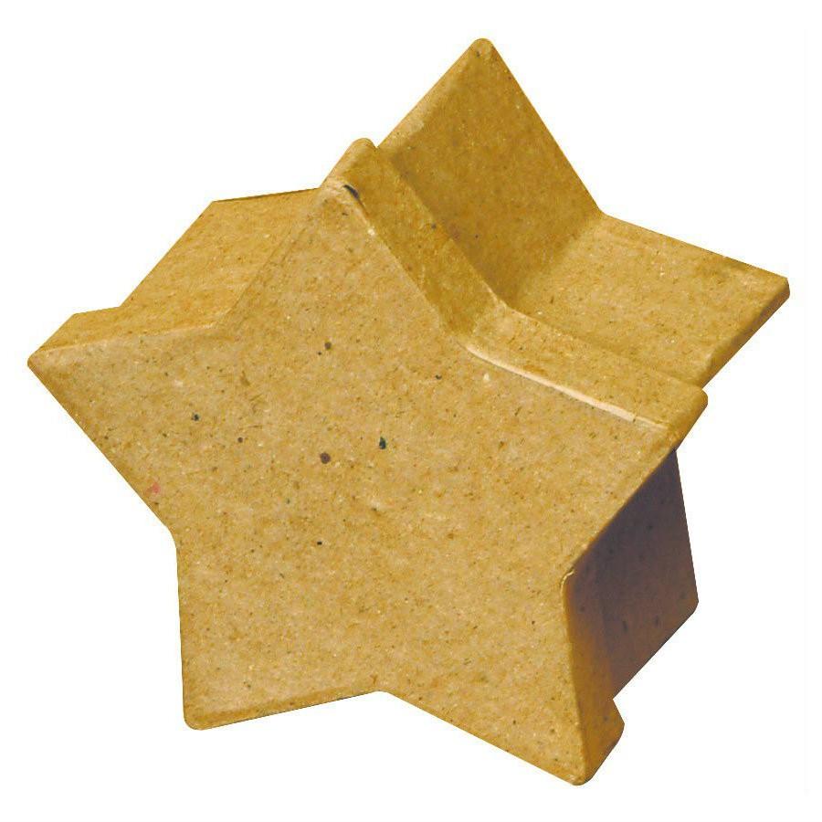 Geschenkkarton Weihnachten.Stern Schachtel Weihnachten Geschenkkarton Pappschachtel Sternbox