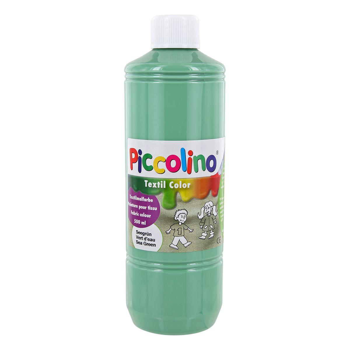 Encre textile peinture pour textile vert d 39 eau 500ml for Peinture phosphorescente exterieur