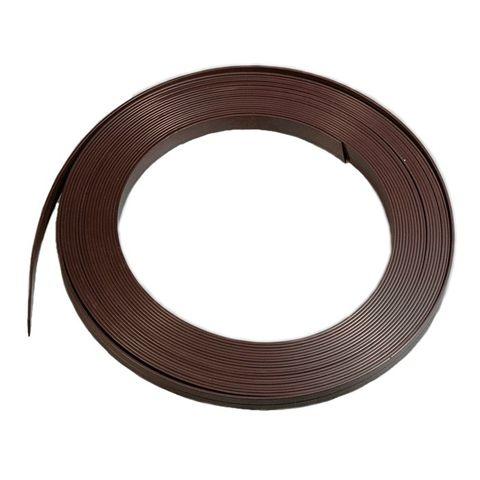 Magnetband nicht selbstklebend 10 Meter Rolle - Breite 12,5mm - Stärke 1,5mm