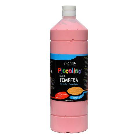 Piccolino Ready Mix Schultempera Farbe Rosa 1000 ml