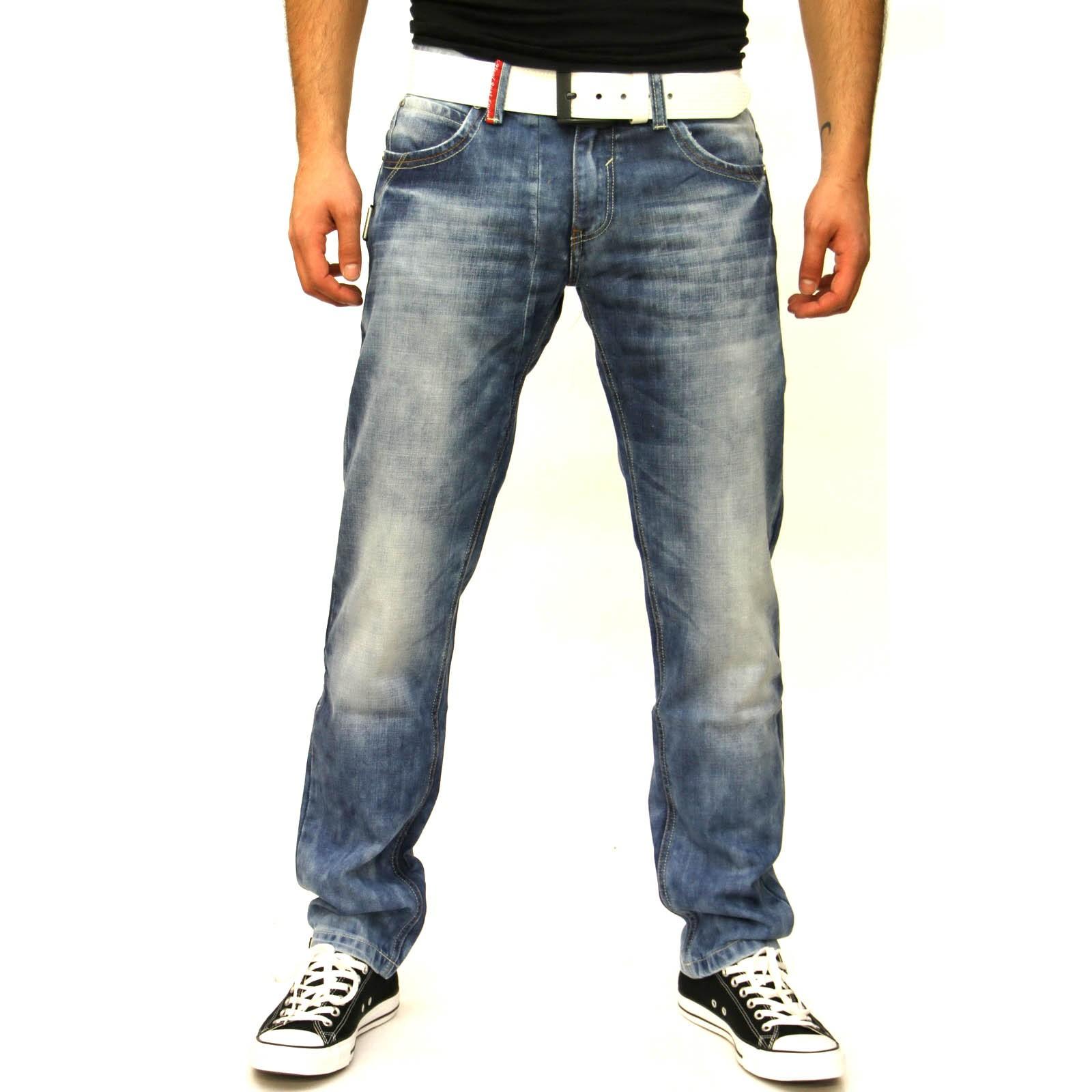 Herren Jeans Hose 7500 Rusty Neal