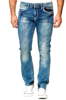 Herren Jeans Hose 8323-29 Rusty Neal