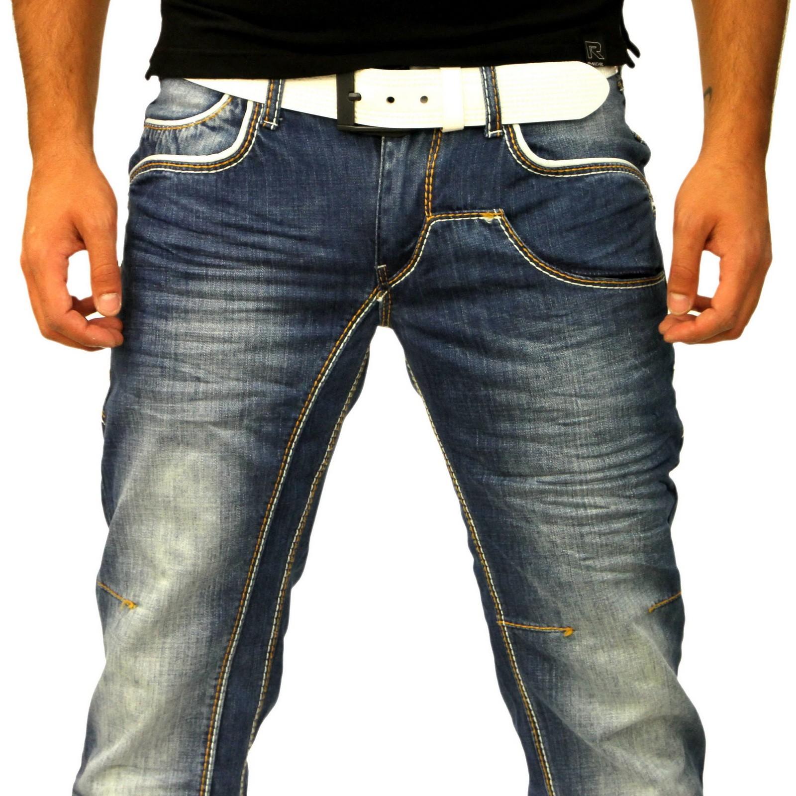 Rusty Neal Herren Jeans Hose 8442-23 Regular Fit