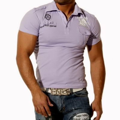 Polo T-Shirt 482 Rusty Neal