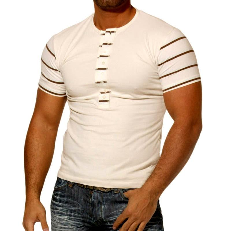 T-Shirt 27-53 Beige Rusty Neal