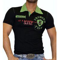 T-Shirt 816 Schwarz Rusty Neal 001