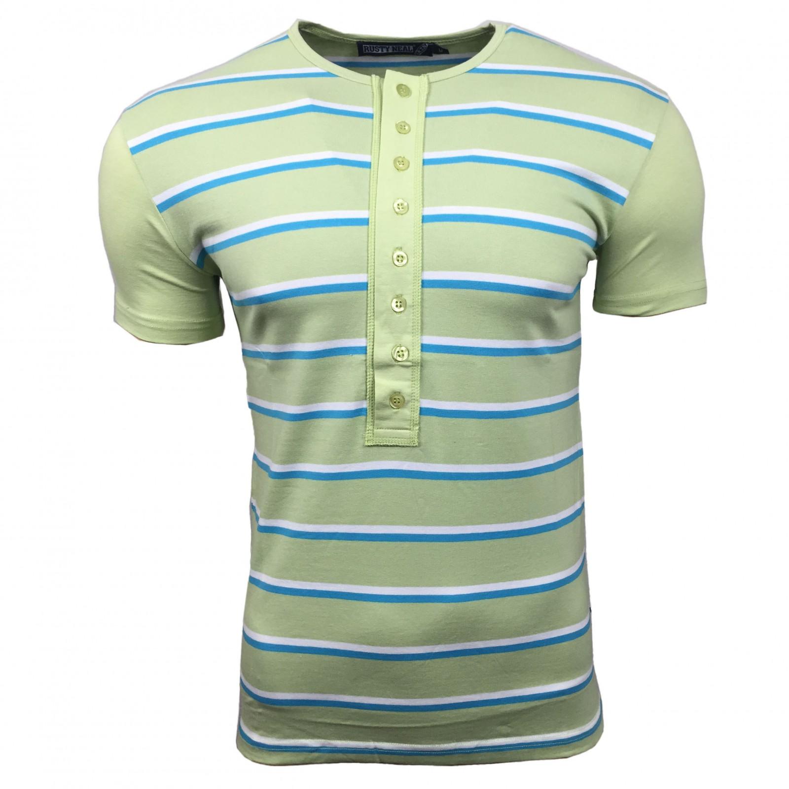 T-Shirt 27-53 Grün Rusty Neal
