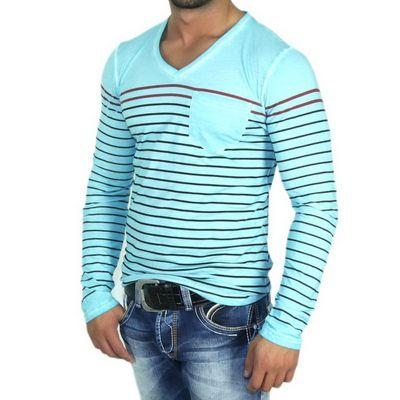 Longshirt Türkis 5302 R-Neal